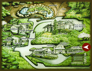 Sweet Bough map